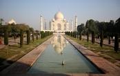 Tajmahal India 29 November 2013